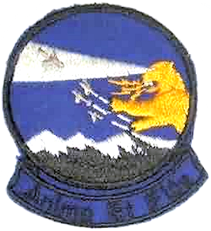 Watertown Air Force Station - Emblem of the 655th Radar Squadron