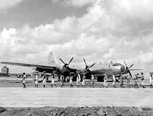 678th BS 444th BG Boeing B-29-5-BW Superfortress 42-6292.jpg