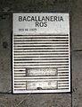 74 Bacallaneria Ros, Travessera de Gràcia - c. Torrijos.jpg