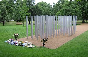 7 July Memorial - Image: 7 7 Hyde Park 090712