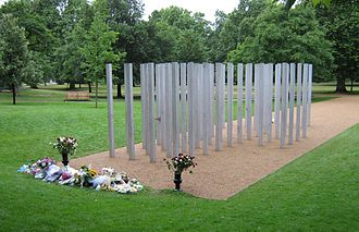 7 July Memorial - Image: 7 7 Hyde Park 090712