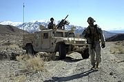 7th Special Forces Group (Airborne) soldiers practice IED detection and clearing during premission training near Hawthorne Nevada March 9 2008
