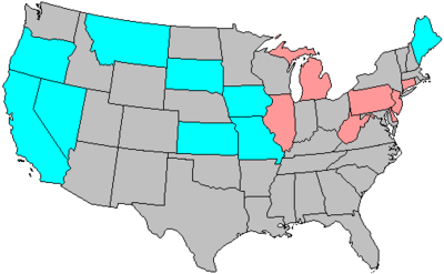 A history of the election of 1956 in the united states