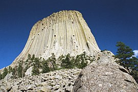 A110, Devils Tower National Monument, Wyoming, USA, 2004