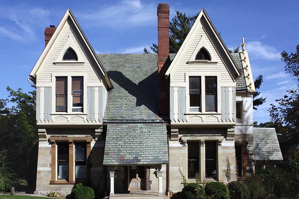 A573, Ohio House, Fairmount Park, Philadelphia, Pennsylvania, United States, 2017