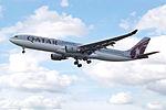 A7-AEC A330 Qatar (14787663455).jpg