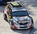ADAC Rallye Deutschland 2013 - Fahrerpräsentation auf dem Roncalliplatz-4711.jpg
