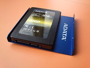 ADATA - ADATA SSD (with mounting bracket)