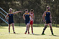 AFL Bond University Bullsharks (18120383126).jpg