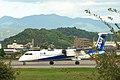 ANA DHC-8-Q402(JA846A) take off @MYJ RJOM (2056521834).jpg