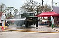 A US Army (USA) M109A3 cargo truck, 4th Battalion, 133rd Field Artillery, part of Task Force San Antonio, a combined force of Air and Army National Guard units deployed to New Orlea - DPLA - 26abddf63d10e6f4233d151e709426f8.jpeg