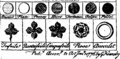 A short and easy introduction to heraldry Fleuron T113275-1.png
