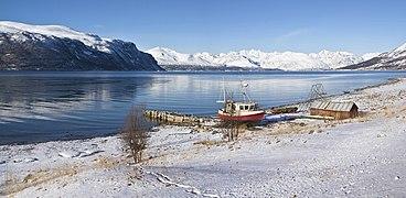 single gáivuotna kåfjord