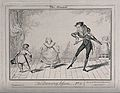 A young girl curtsies as a young man bows to her and the man Wellcome V0040416.jpg