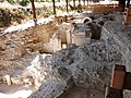 Abbaye de Marmoutier, fouilles archeologiques.JPG