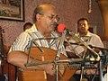 Abdelmadjid Meskoud en concert à Blida (2010).jpg