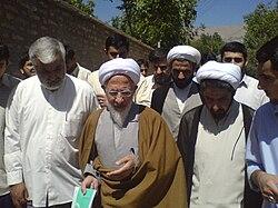 Abdollah Javadi-Amoli in Damavand.jpg