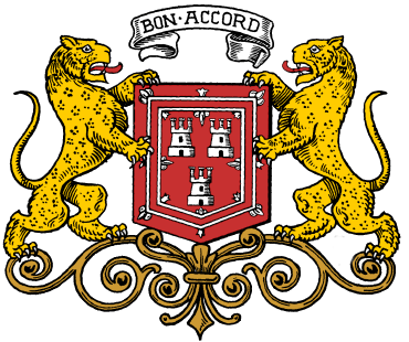 Coat of arms of Aberdeen