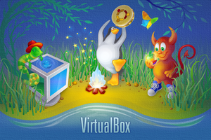 "Original source file of the ""About VirtualBox""..."