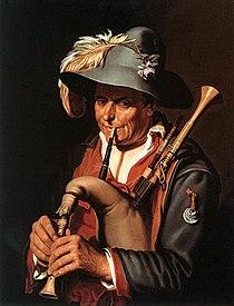 Abraham Bloemaert - The Bagpiper - WGA02274.jpg