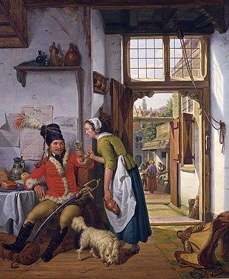 Dordrechts Museum - Image: Abraham van Strij (I) 001