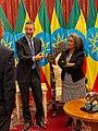 Adam Boehler and Sahle-Work Zewde in Addis Ababa - 2019 (2).jpg