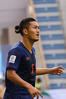 Adisorn Promrak Thai footballer