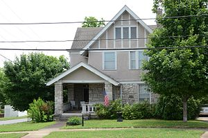 National Register of Historic Places listings in Independence County, Arkansas