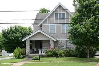 National Register of Historic Places listings in Independence County, Arkansas - Image: Adler House