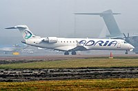 S5-AAZ - CRJ7 - Adria Airways