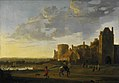 Aelbert Cuyp - Landscape with a View of the Valkhof, Nijmegen NGS NGS NG 2314.jpg