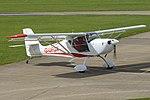 Aeropro Eurofox 912(1) 'G-UFOX' (41829536792).jpg