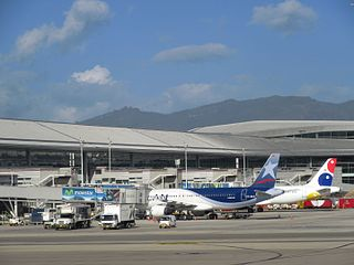 El Dorado International Airport international airport in Bogotá, Colombian