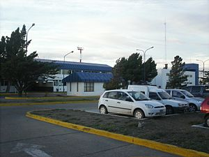 General Enrique Mosconi International Airport - Image: Aeropuerto mosconi