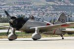 Aichi D3 Val replica - Chino Airshow 2014 (14265940143).jpg