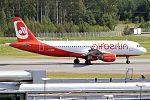 Air Berlin, D-ABZN, Airbus A320-216 (28380943553).jpg