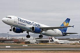 Airbus A320-214, Thomas Cook Airlines Scandinavia JP7750267.jpg
