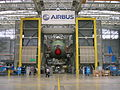 Airbus Lagardère P41 - Structural station (MSN120) (1).JPG