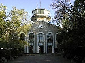 Balkhash Airport - Image: Airport Balqash