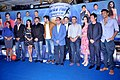 Ajay Maken, Sania Mirza, Mahesh Bhupathi, Bipasha Basu, Ranbir Kapoor, Virender Sehwag, Dia Mirza, Bhaichung Bhutia, Milind Soman at the NDTV Marks for Sports event 01.jpg
