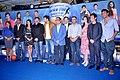 Ajay Maken, Sania Mirza, Mahesh Bhupathi, Bipasha Basu, Ranbir Kapoor, Virender Sehwag, Dia Mirza, Bhaichung Bhutia, Milind Soman at the NDTV Marks for Sports event 01.jpg