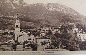 Ajdovščina - Ajdovščina before World War II