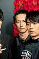 """Akiyama Shintaro from """"jam"""" at Opening Ceremony of the Tokyo International Film Festival 2018 (43801531490).jpg"""