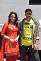 Akshay and Sonakshi promote 'Rowdy Rathore' on the sets of CID (4).jpg
