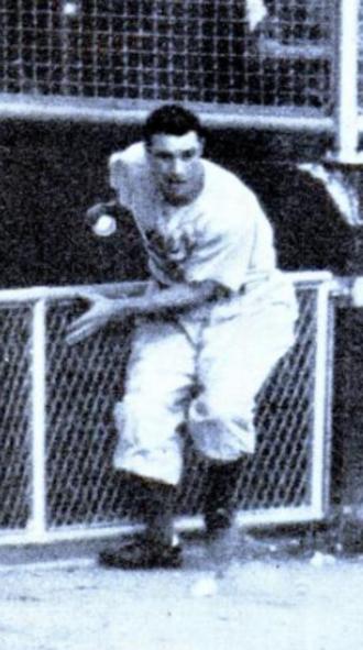 1947 World Series - Al Gionfriddo's Game 6 catch.