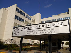 Alabama Department of Corrections - The Alabama Criminal Justice Center houses the headquarters of the Department of Corrections and the Department of Public Safety
