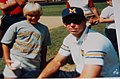Alan Trammell 1 July 1985 Ann Arbor Michigan Baseball Camp.JPG