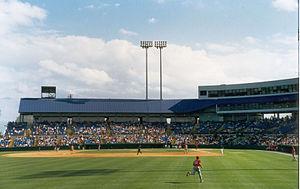 Al Lang - 1995 photo of Al Lang Field