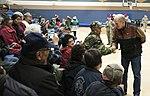 Alaska Governor Bill Walker greets Togiak elders (30906795102).jpg
