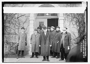 Albert T. Patrick - Albert T. Patrick immediately after his release in 1913